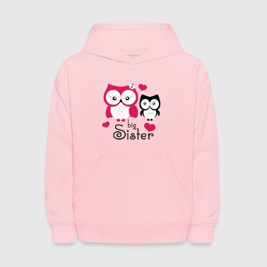 Big Sister, Baby, Family, Gift Ideas, Presents - Kids' Hoodie