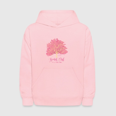 French Club Stanley High School - Kids' Hoodie
