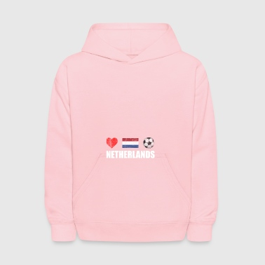 Netherlands Football Netherlander or Dutch Soccer - Kids' Hoodie