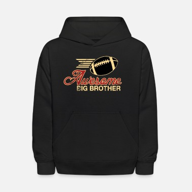 Awesome Brother awesome big brother - Kids' Hoodie