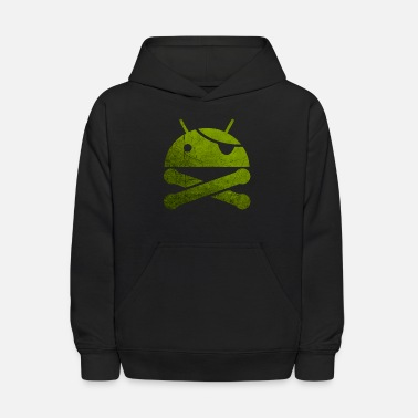 Android Got Root android superuser - Kids' Hoodie