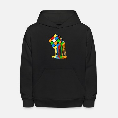 Cube Love Brick games? Fan of Rubrik's Cube? Found the - Kids' Hoodie
