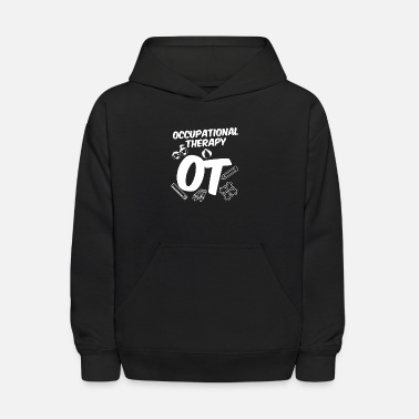 Occupation Occupational Therapy - Kids' Hoodie
