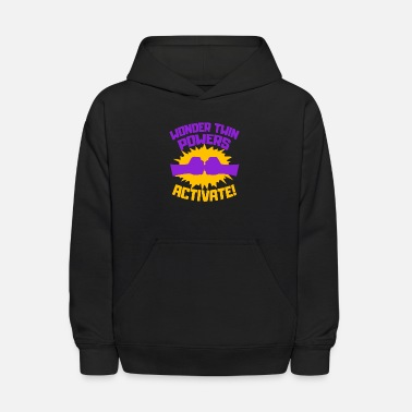 Wonder Twins Wonder Twins Power Activate Funny Gift - Kids' Hoodie