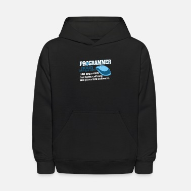 Computer Science Programmer definition - Kids' Hoodie