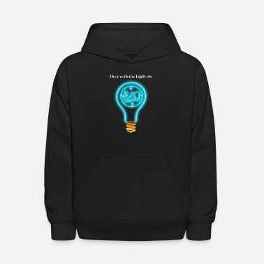 Orchestra Don't Bring Me Down Bonnie EL005 Electric Light Or - Kids' Hoodie
