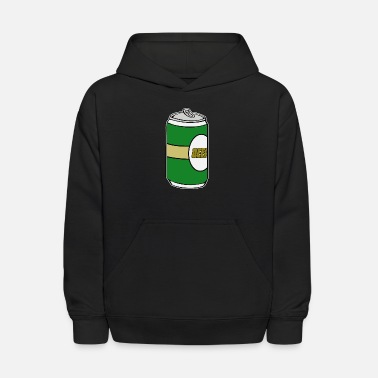 Beer Beer - Beer - Beer cans - Can of Beer - Kids' Hoodie