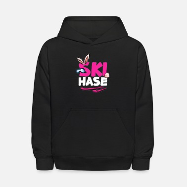 After Ski Ski Hase Snow Bunny funny After Ski Apres Ski - Kids' Hoodie