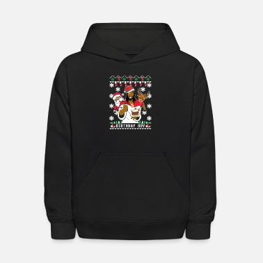 Ugly Boy Birthday Boy Ugly Christmas Sweatshirt - Kids' Hoodie