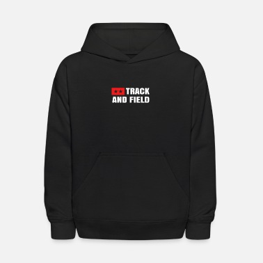 Track And Field Track and field - Kids' Hoodie