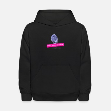 White Tara The Bell Witch is My Homegirl!- White - Kids' Hoodie