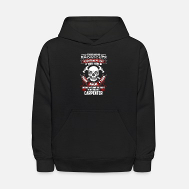 Funny Carpenter Profession - Kids' Hoodie