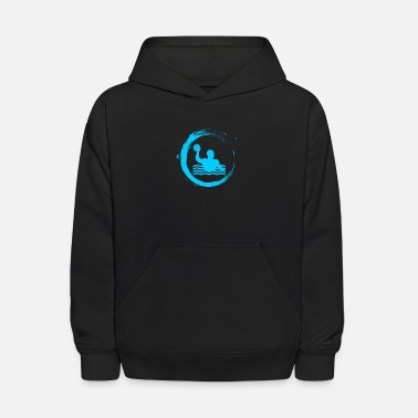 Water Sports water polo sport water sports - Kids' Hoodie