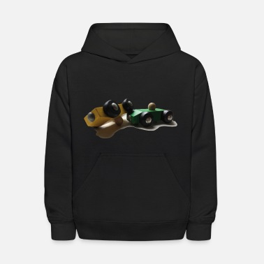 Accident Cars Accident - Kids' Hoodie