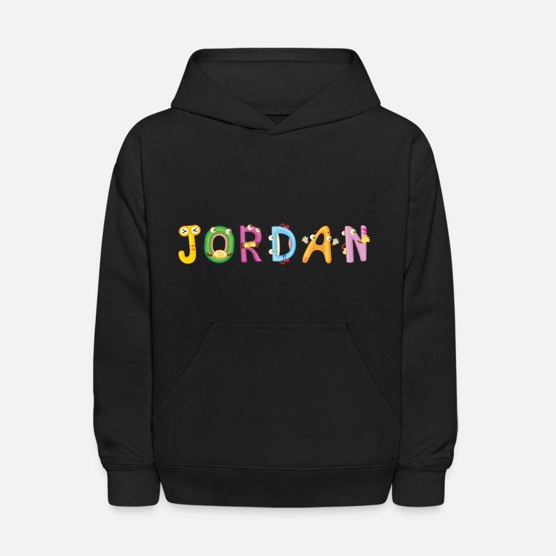 Jordan Kids Hoodie Spreadshirt