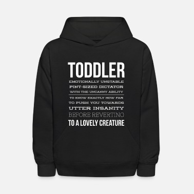 Toddler Toddler description - Kids' Hoodie
