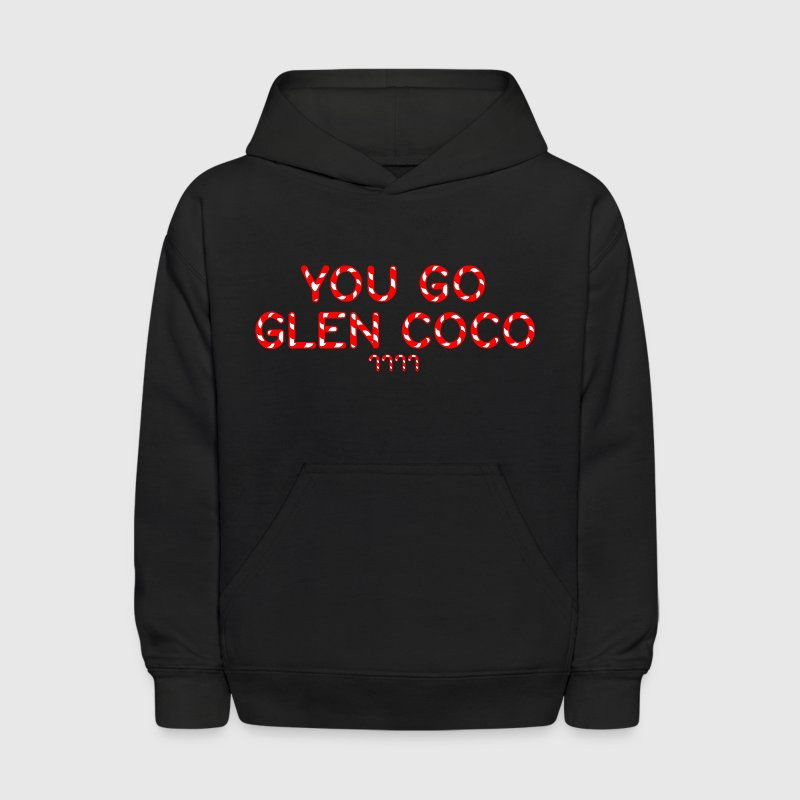 You Go Glen Coco' Crewneck - Kids' Hoodie