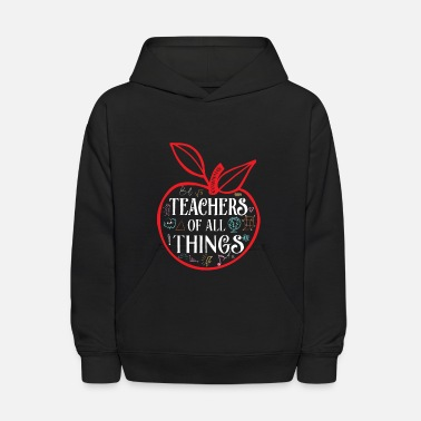 Master Teacher of all things - favorite tutor - Kids' Hoodie