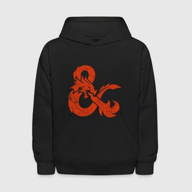 Dungeons and Dragons - Kids' Hoodie
