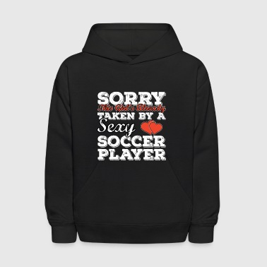 Soccer Player T-Shirt Present Birthday Gift Idea - Kids' Hoodie