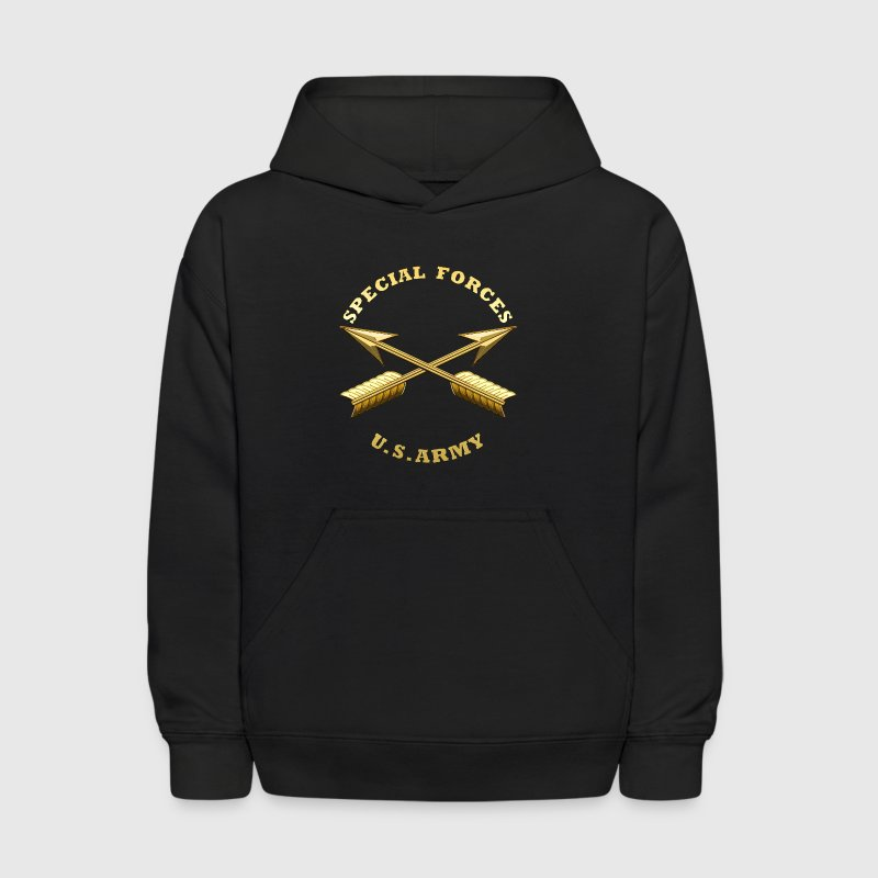 Army SF Branch Insignia - Kids' Hoodie