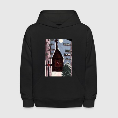 Russian Shrine - Kids' Hoodie
