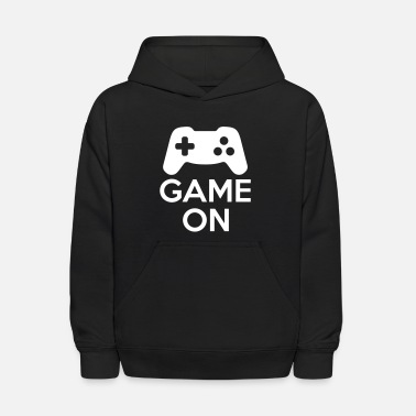 Gamer Game On - Kids' Hoodie