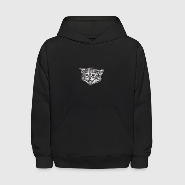 Kitten Adorable Kitten Cat Lady Gifts Cat gifts For Women - Kids' Hoodie