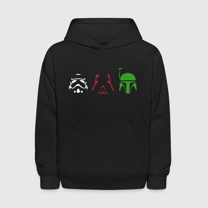 Trooper, Vader, Bounty [Star Wars] - Kids' Hoodie