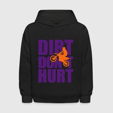 Dirt don´t hurt - Kids' Hoodie