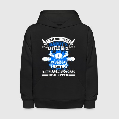 Funeral Director Daughter Shirt - Kids' Hoodie
