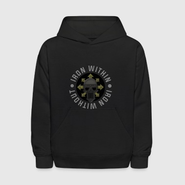 iron warriors - Kids' Hoodie