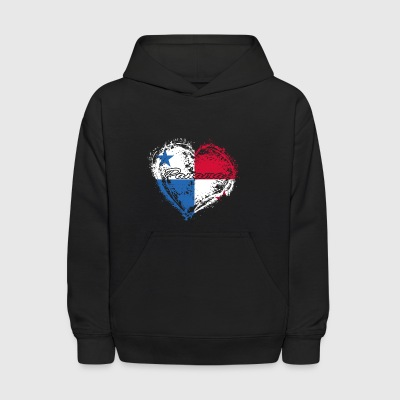 HOME ROOTS COUNTRY GIFT LOVE Panama - Kids' Hoodie