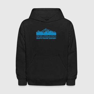 Colorado How s Your Aspen - Kids' Hoodie