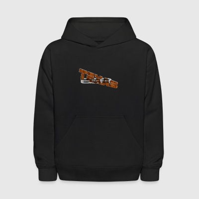 Texas Shirt 'Lone Star State' Overlay Exclusive - Kids' Hoodie