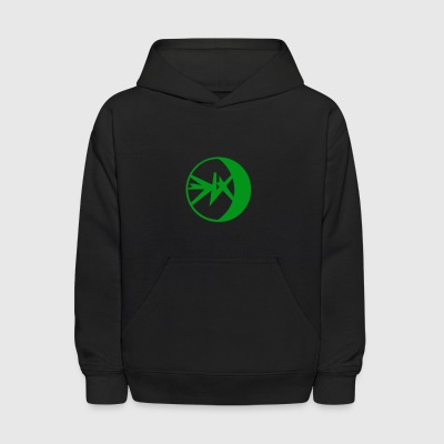 EKlips Clothing Green/Blk - Kids' Hoodie