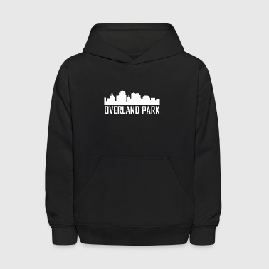 Overland Park Kansas City Skyline - Kids' Hoodie