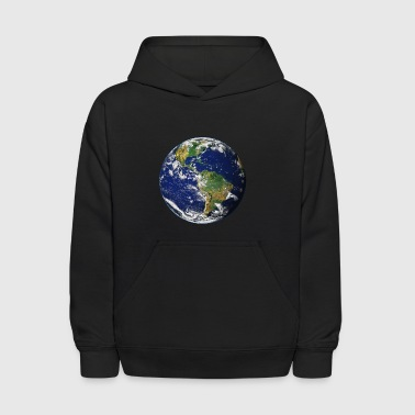 Planet Earth - Kids' Hoodie