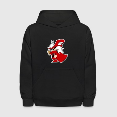 The Well-Red Mage for Dark Products - Kids' Hoodie