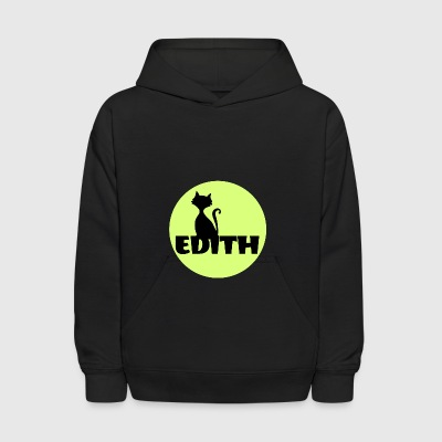 Edith first name - Kids' Hoodie