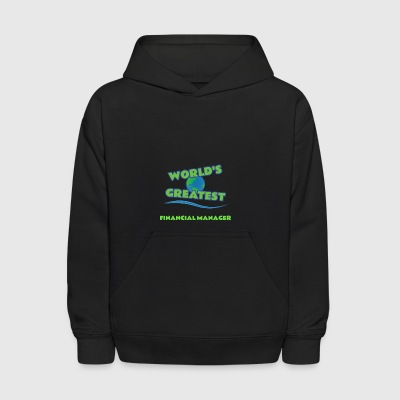 FINANCIAL MANAGER - Kids' Hoodie
