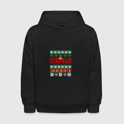 Just Spend Christmas Day With My Father In Law - Kids' Hoodie