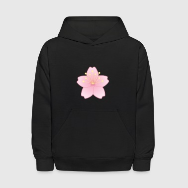 SLIM CHERRY BLOSSOM/ YungBones Merch - Kids' Hoodie
