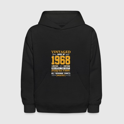 Vintaged Made In 1968 Limited Editon - Kids' Hoodie