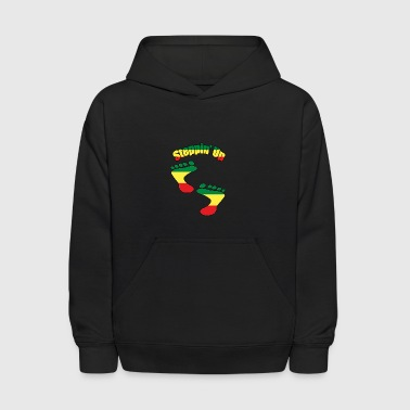 African American Rising T-Shirts And Acessories - Kids' Hoodie