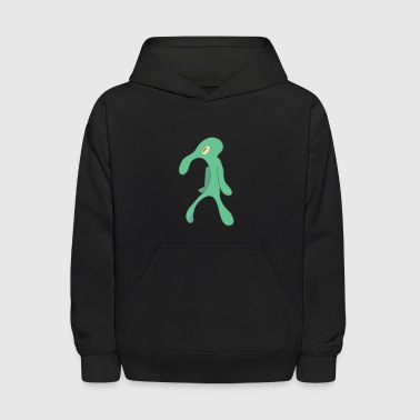 Transparent Bold and Brash - Kids' Hoodie