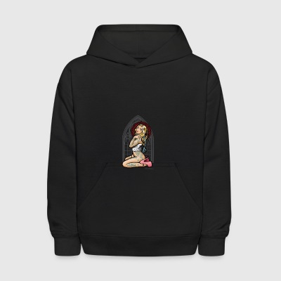 Gothic Confessions - Kids' Hoodie