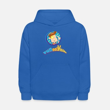 Funnel Funnel Vision Adult Premium T-Shirt - Kids' Hoodie