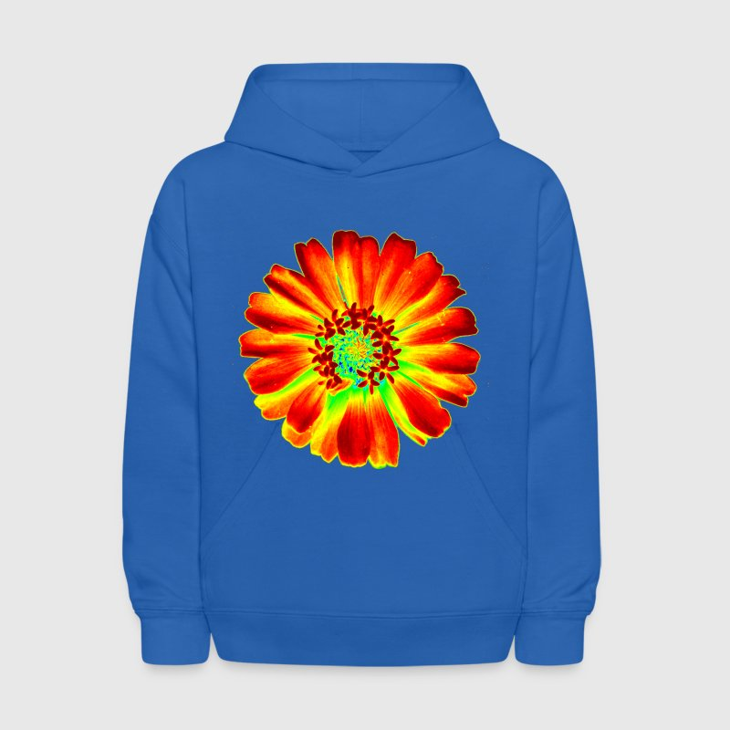 Psychedelic Flower Sweatshirt j5BecZM