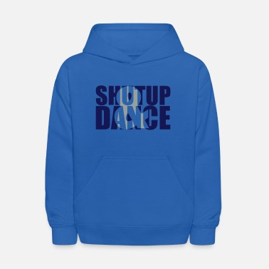 Quotes shut up and dance - Kids' Hoodie